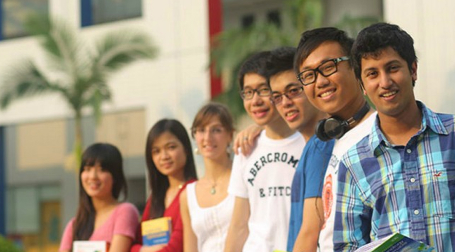 aeis secondary students